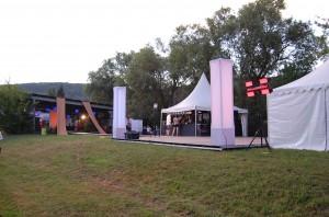 hauptsache 30 - porstendorf - jena - ckv-jena - voice-acoustic - showtec led sphere