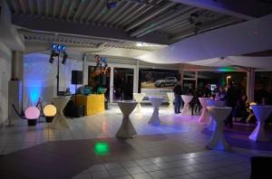 golf 7 - gera - ckv-jena - voice acoustic - showtec led sphere